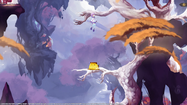 Screenshot 2: Super Neptunia RPG