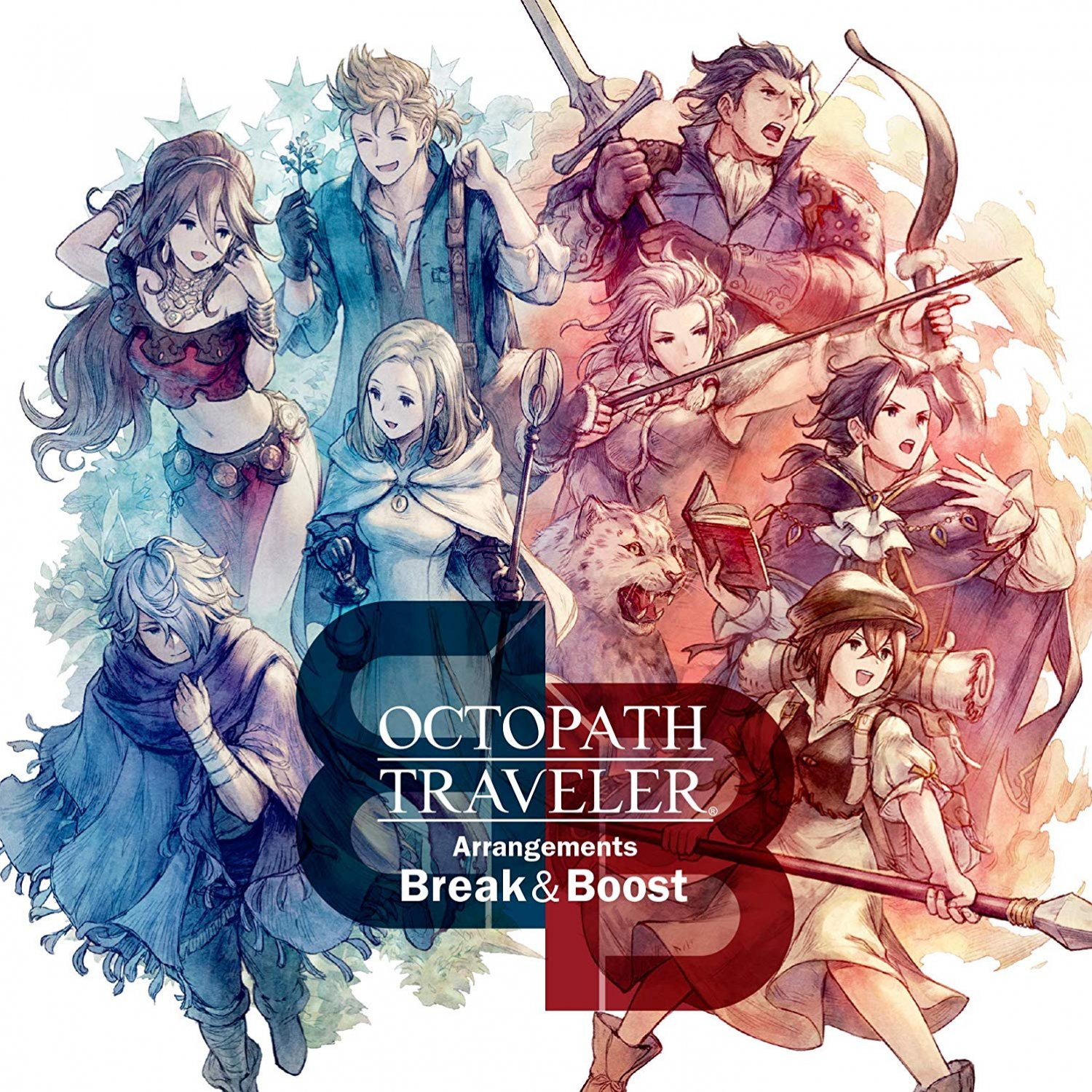 Icon: OCTOPATH TRAVELER™