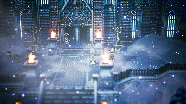Screenshot 2: OCTOPATH TRAVELER™