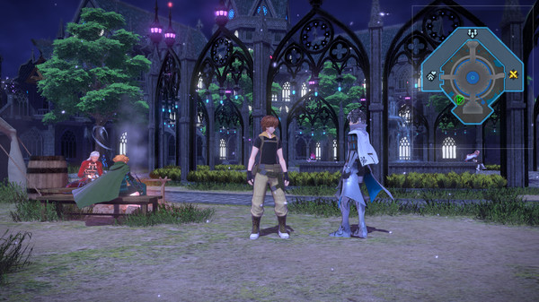 Screenshot 2: Fate/EXTELLA LINK
