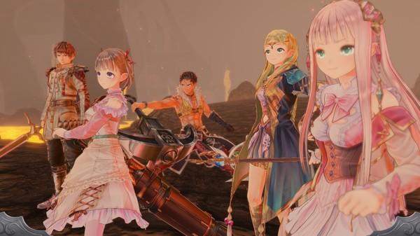 Screenshot 3: Atelier Lulua ~The Scion of Arland~ / ルルアのアトリエ ~アーランドの錬金術士4~