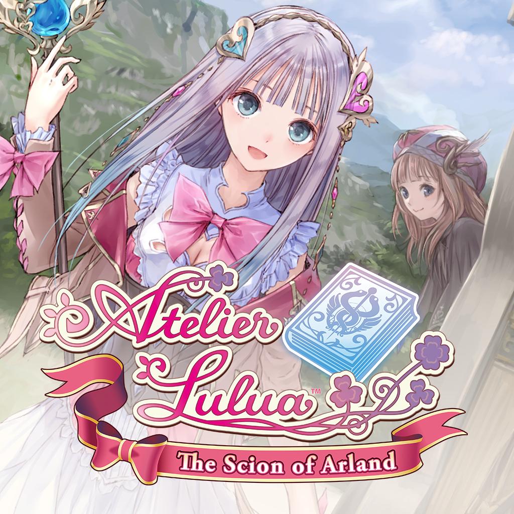 Icon: Atelier Lulua ~The Scion of Arland~ / ルルアのアトリエ ~アーランドの錬金術士4~