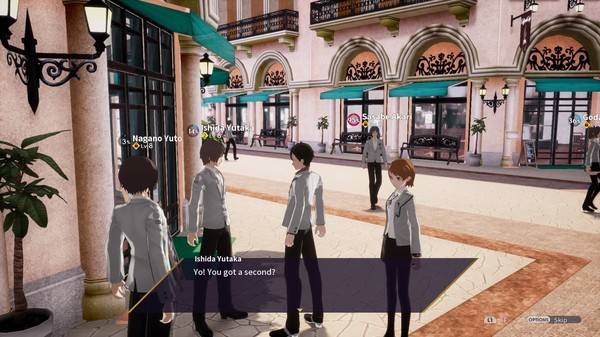 Screenshot 1: The Caligula Effect: Overdose