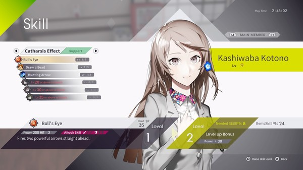Screenshot 3: The Caligula Effect: Overdose