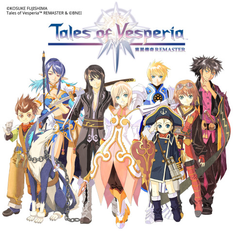 Icon: Tales of Vesperia: Definitive Edition