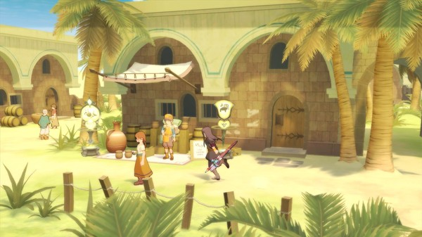 Screenshot 1: Tales of Vesperia: Definitive Edition