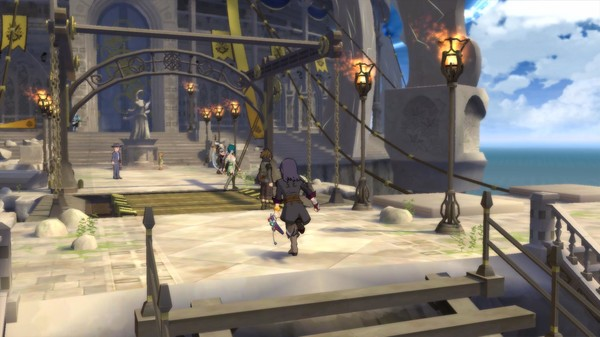 Screenshot 2: Tales of Vesperia: Definitive Edition