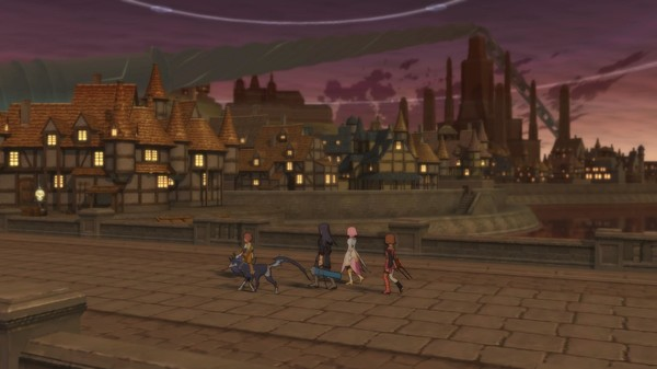 Screenshot 3: Tales of Vesperia: Definitive Edition