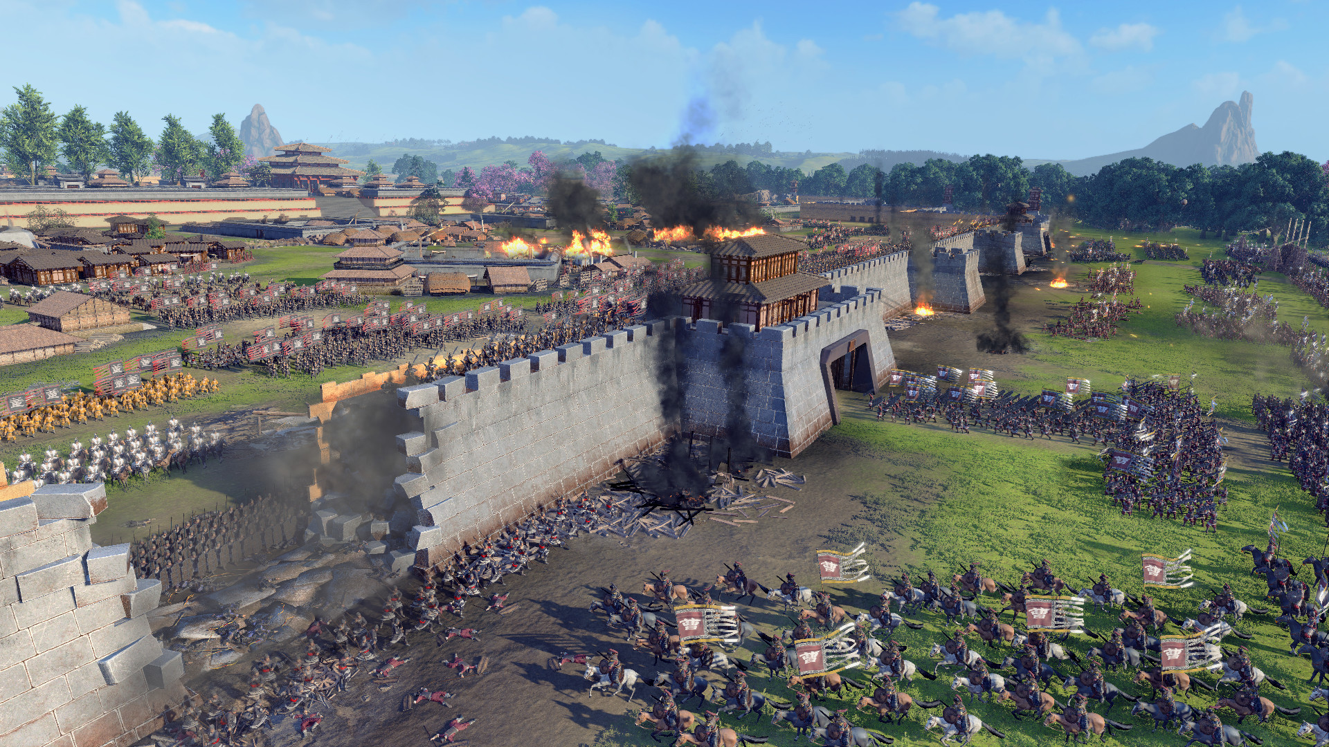 Screenshot 3: Total War: THREE KINGDOMS