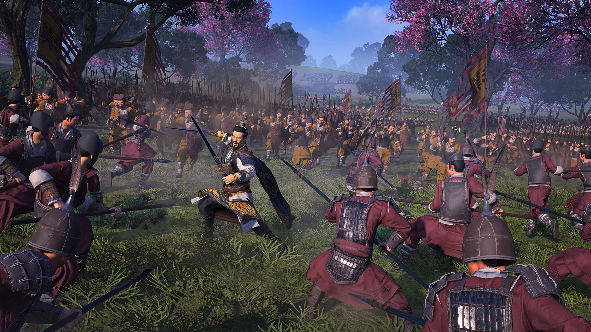 Screenshot 2: Total War: THREE KINGDOMS