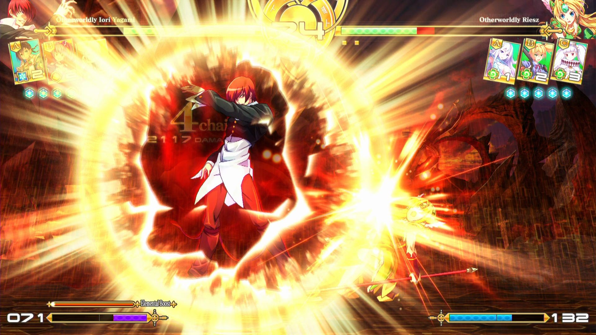 Screenshot 4: 百萬亞瑟王Arcana Blood