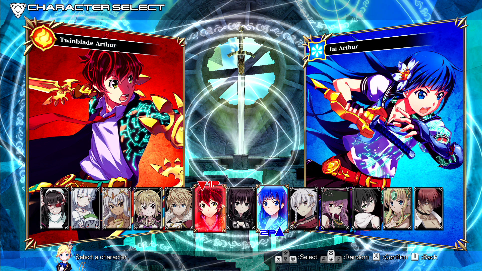 Screenshot 2: 百萬亞瑟王Arcana Blood