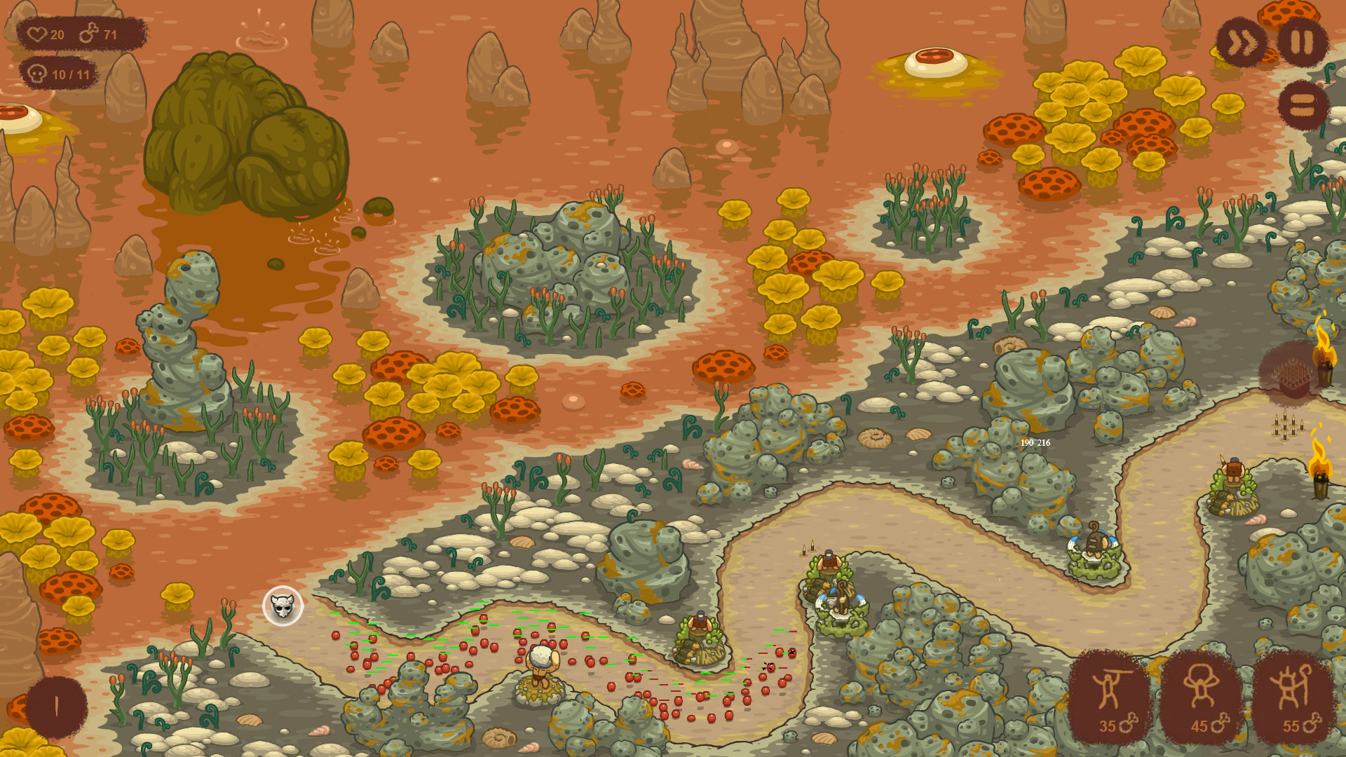 Screenshot 2: Age of Defense