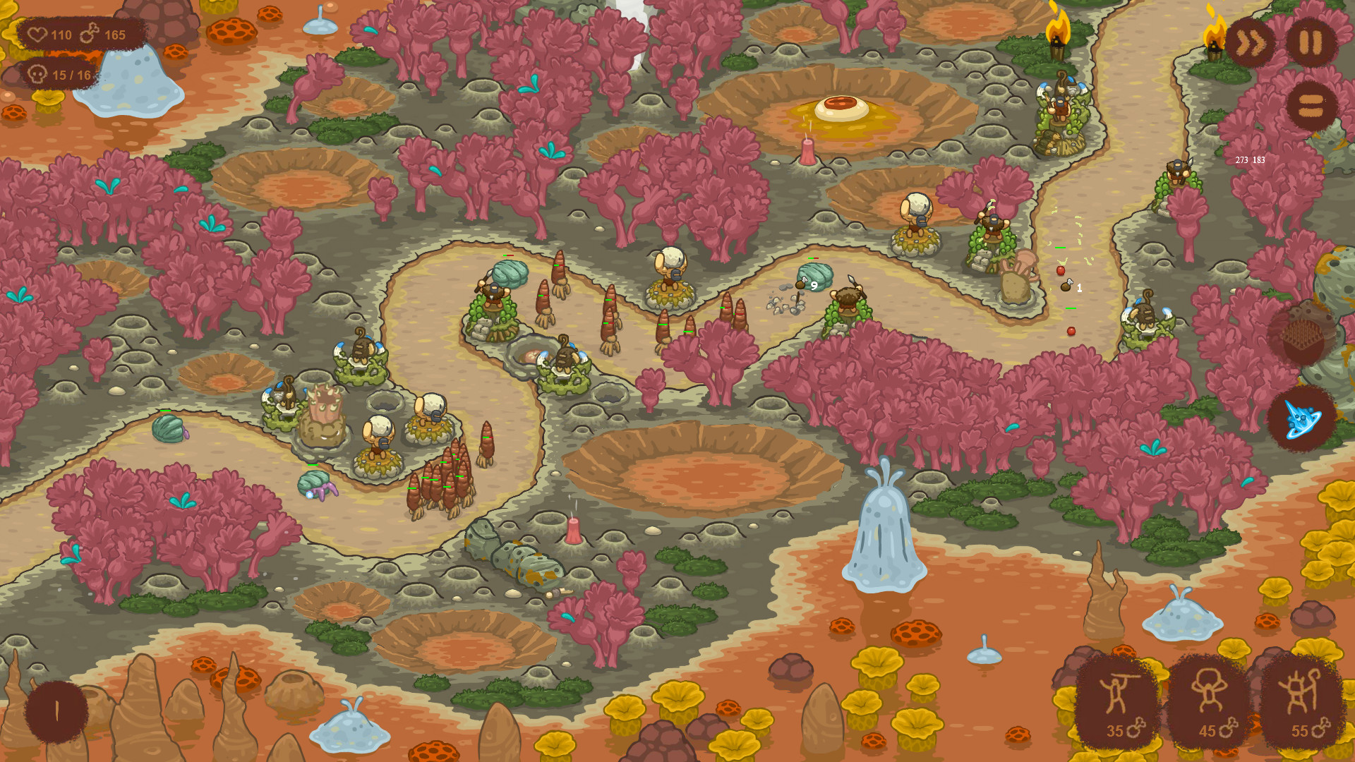 Screenshot 4: Age of Defense