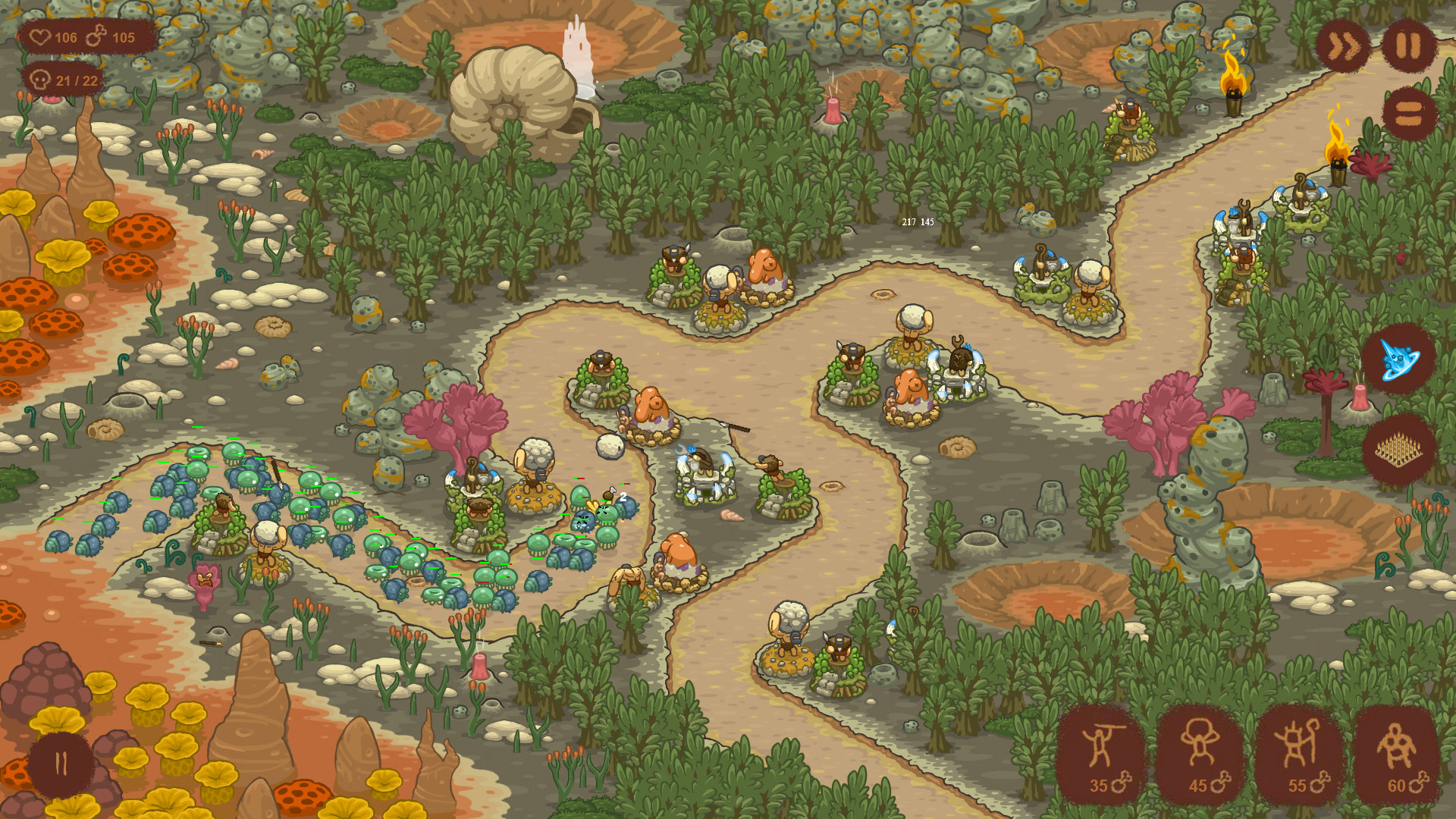 Screenshot 3: Age of Defense