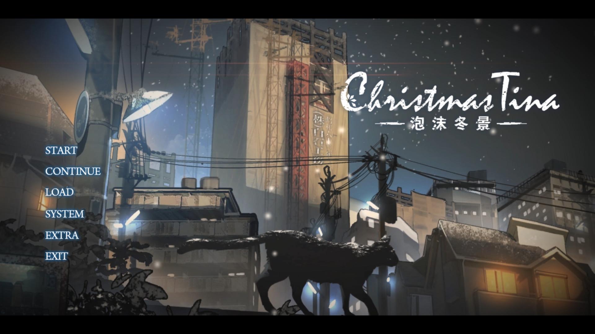 Screenshot 1: Christmas Tina