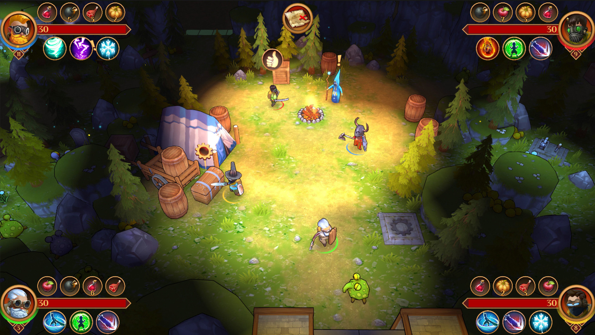 Screenshot 2: Quest Hunter