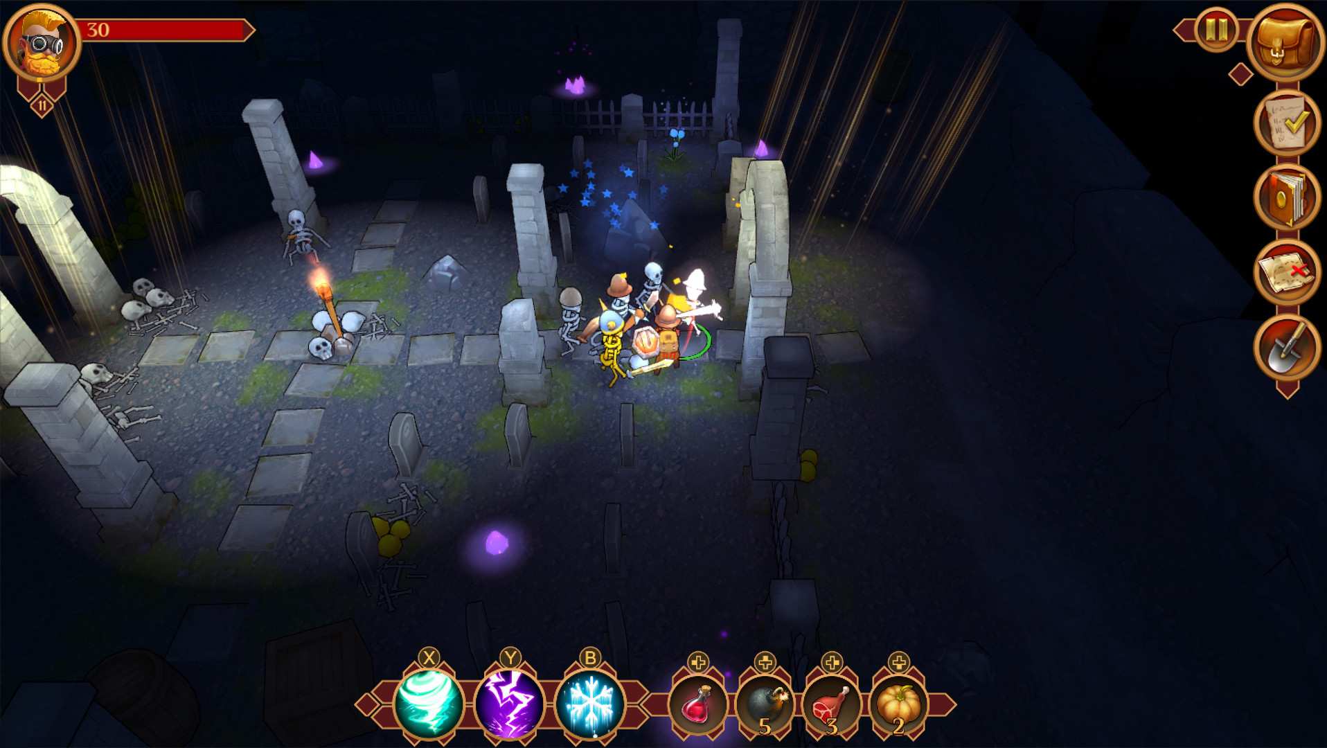 Screenshot 4: Quest Hunter
