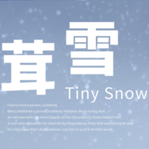 Icon: Tiny Snow
