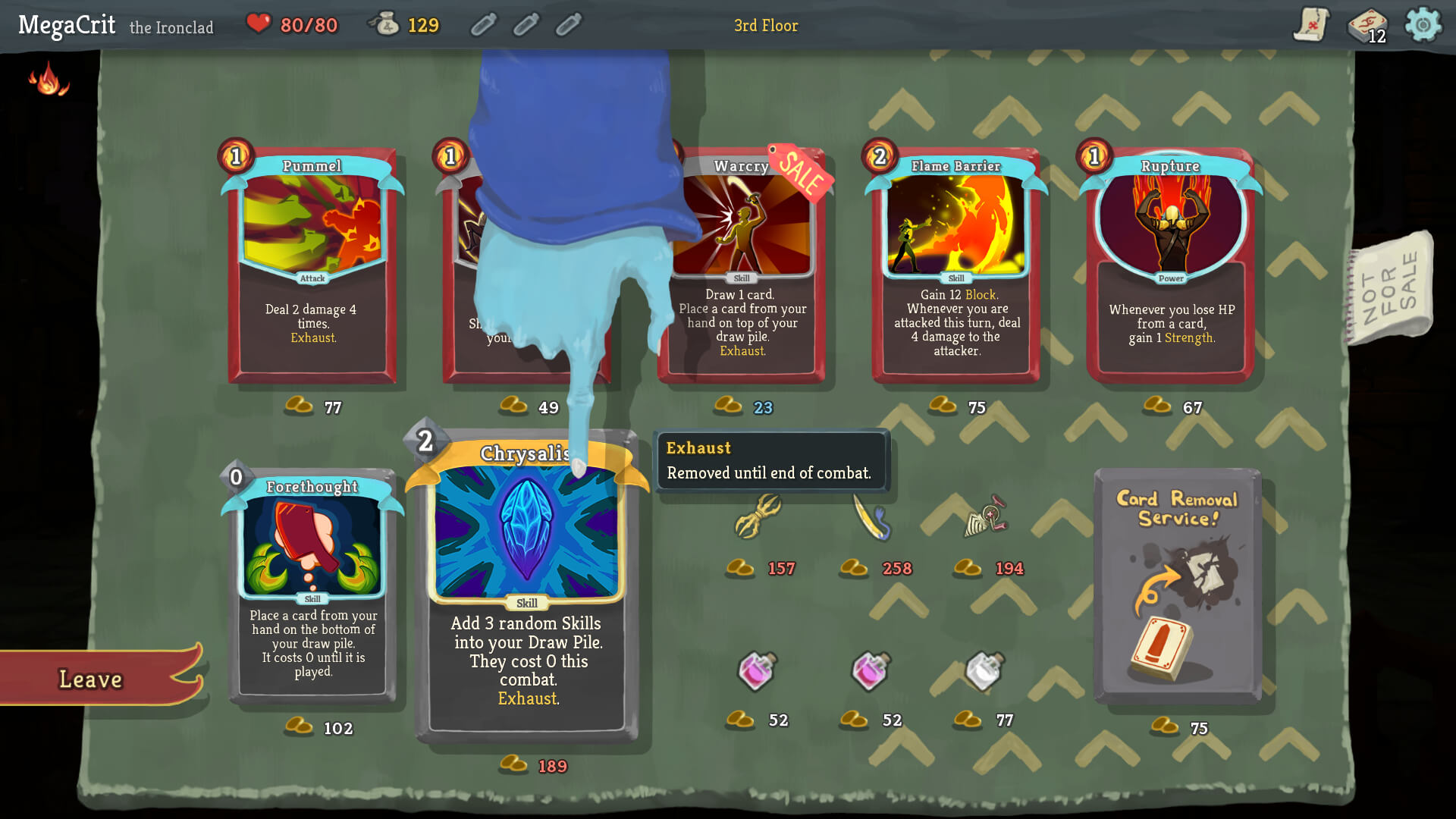 Screenshot 2: Slay the Spire