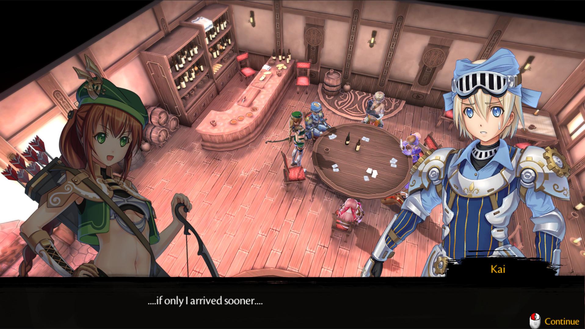 Screenshot 3: 艾維雅之淚