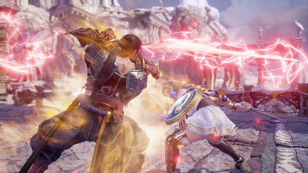 Screenshot 1: SOULCALIBUR VI