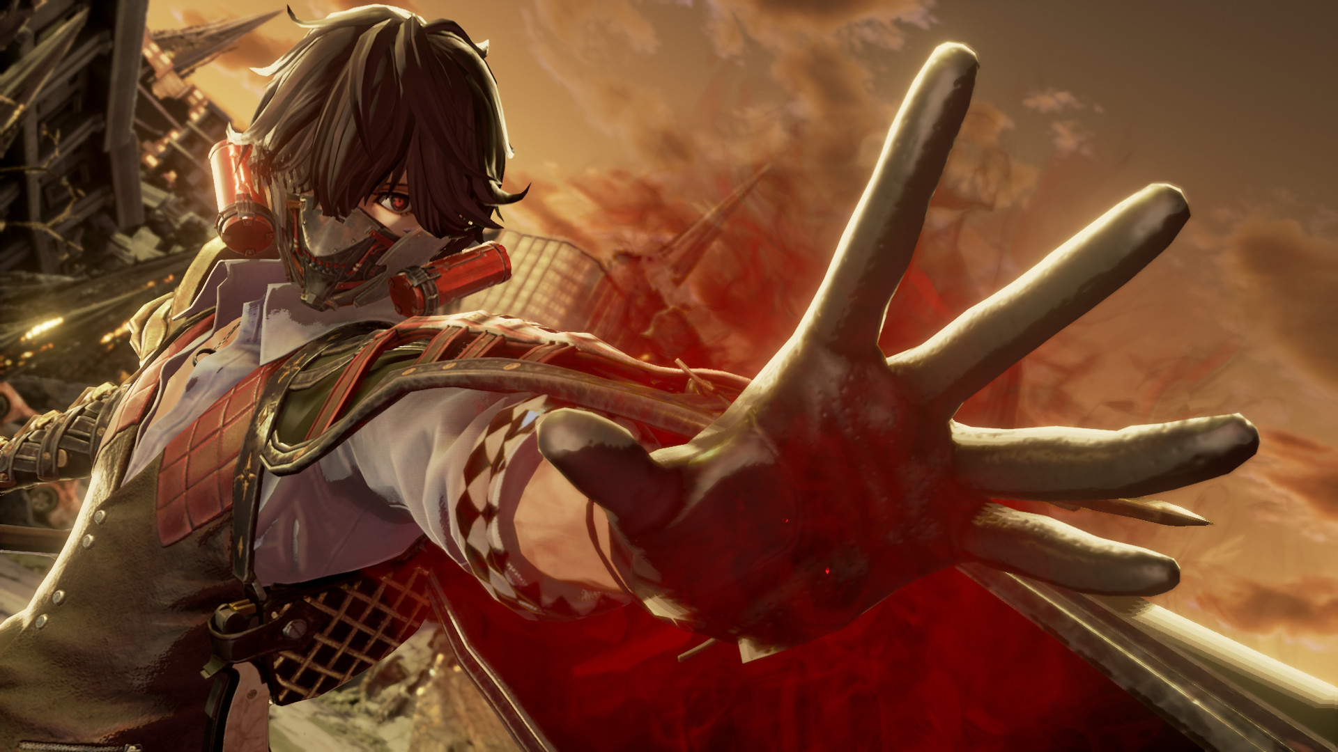 Screenshot 1: CODE VEIN