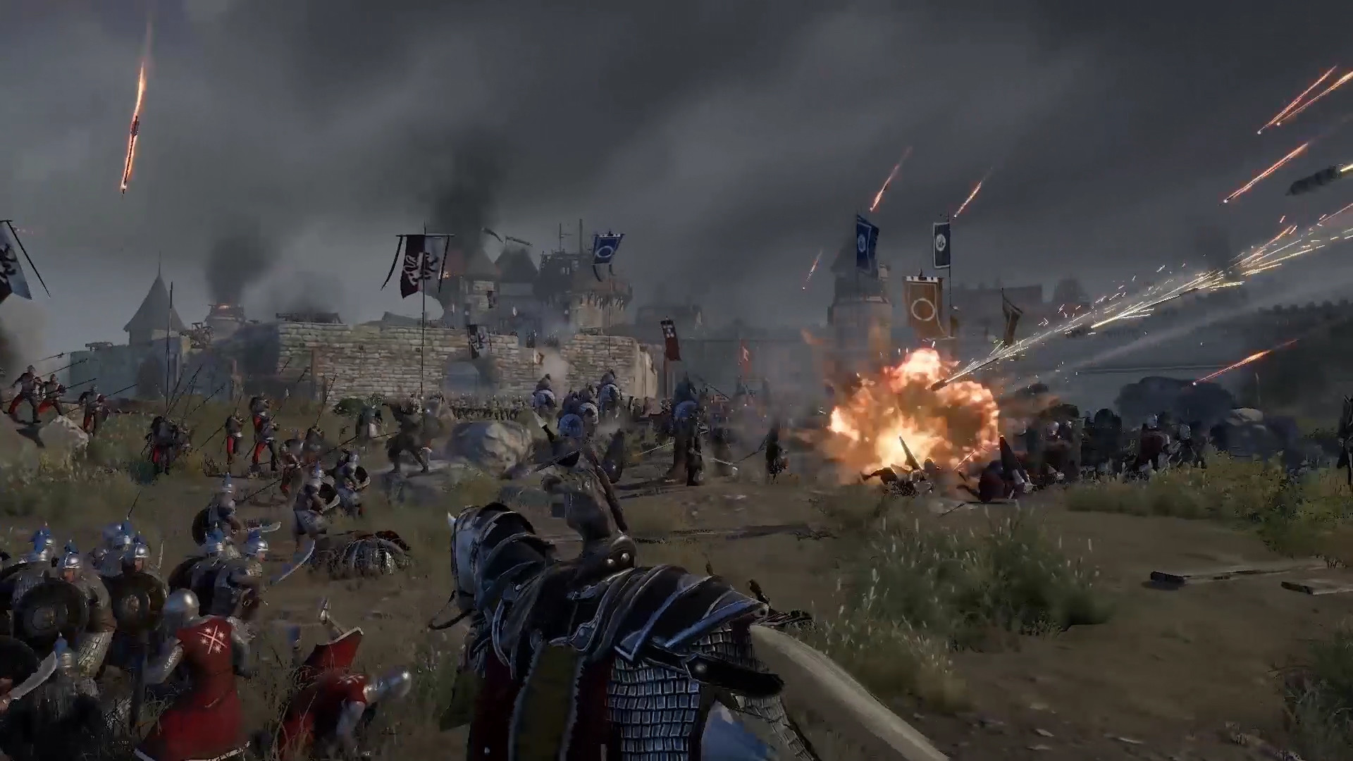 Screenshot 3: 정복자의 칼날: 국경 지방