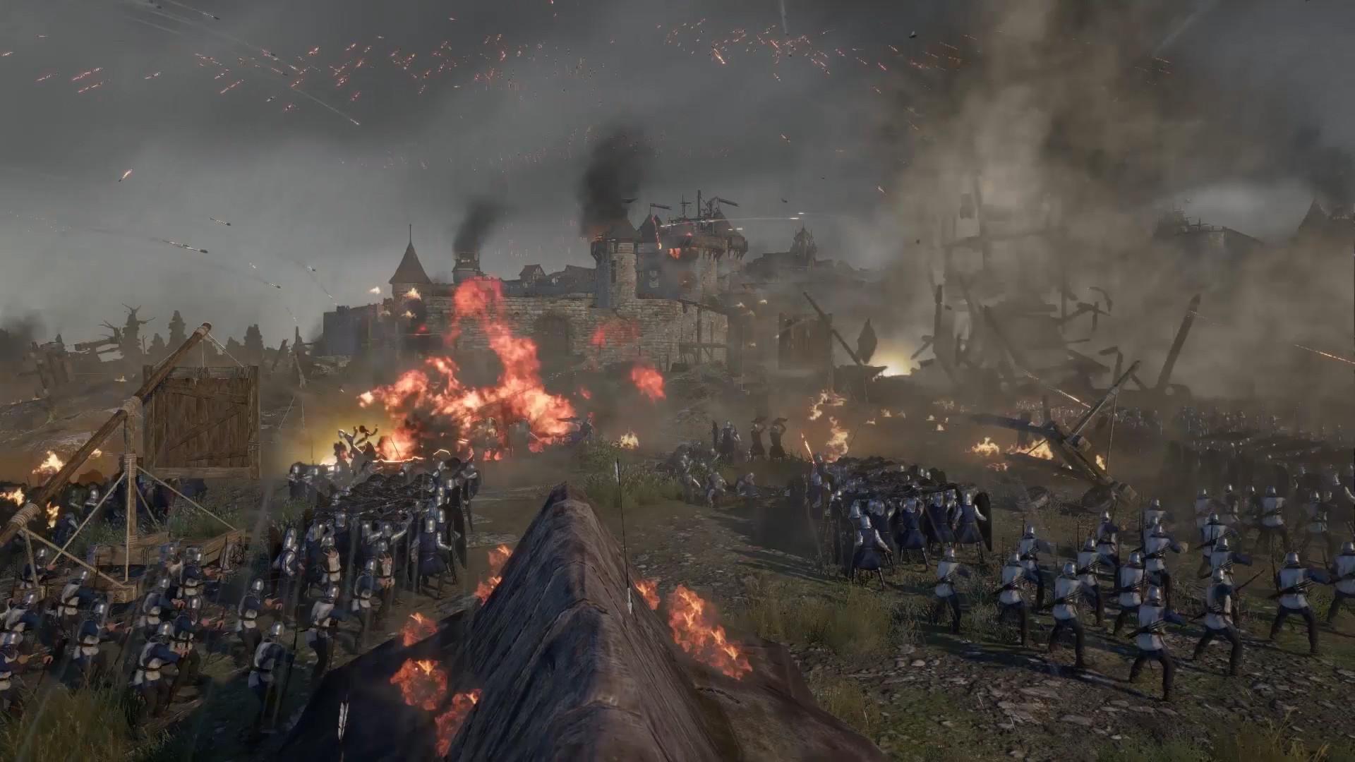 Screenshot 4: 정복자의 칼날: 국경 지방