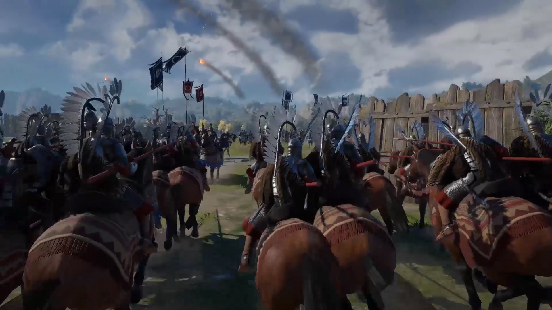 Screenshot 2: 정복자의 칼날: 국경 지방