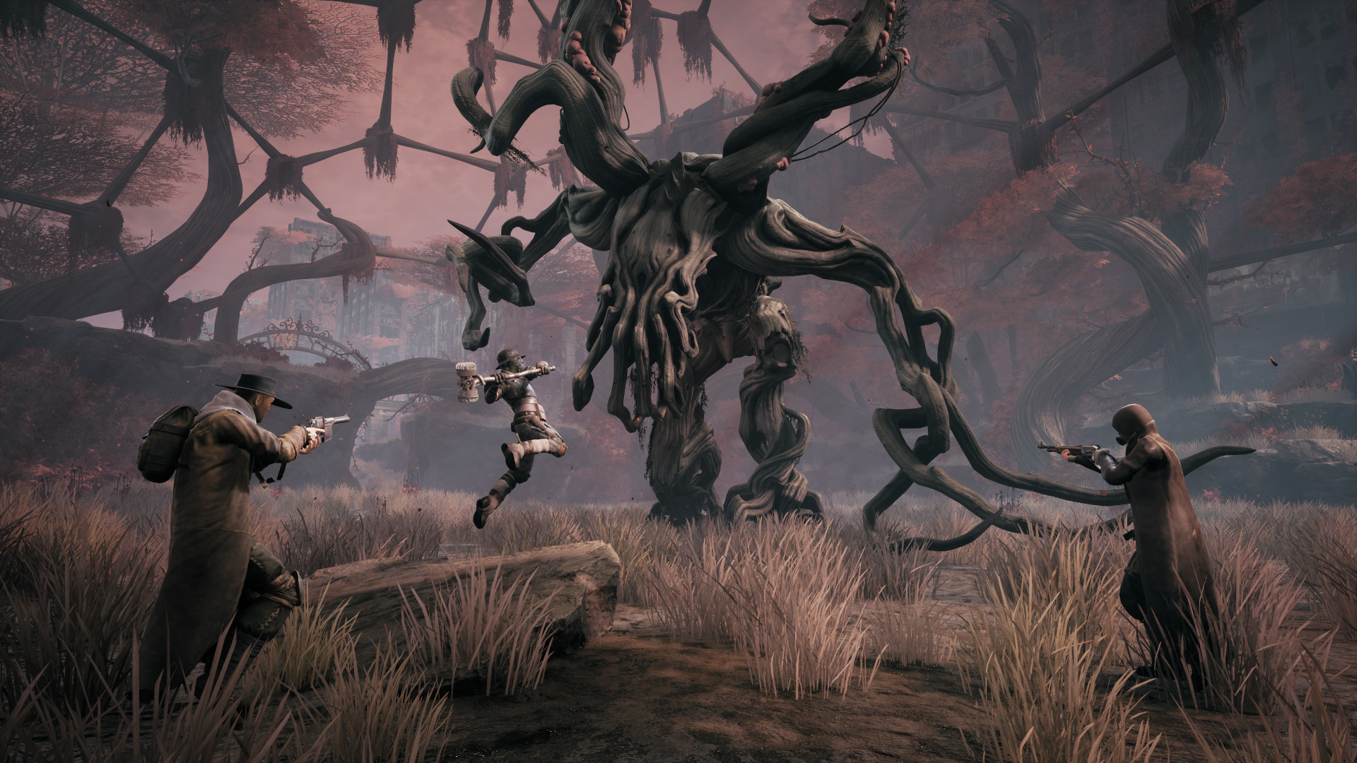Screenshot 2: Remnant: From the Ashes