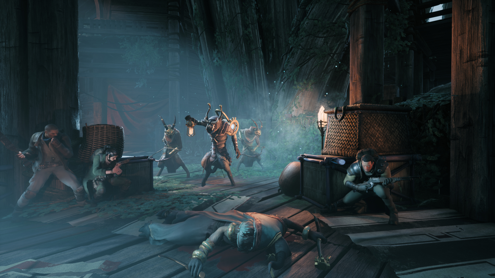 Screenshot 4: Remnant: From the Ashes