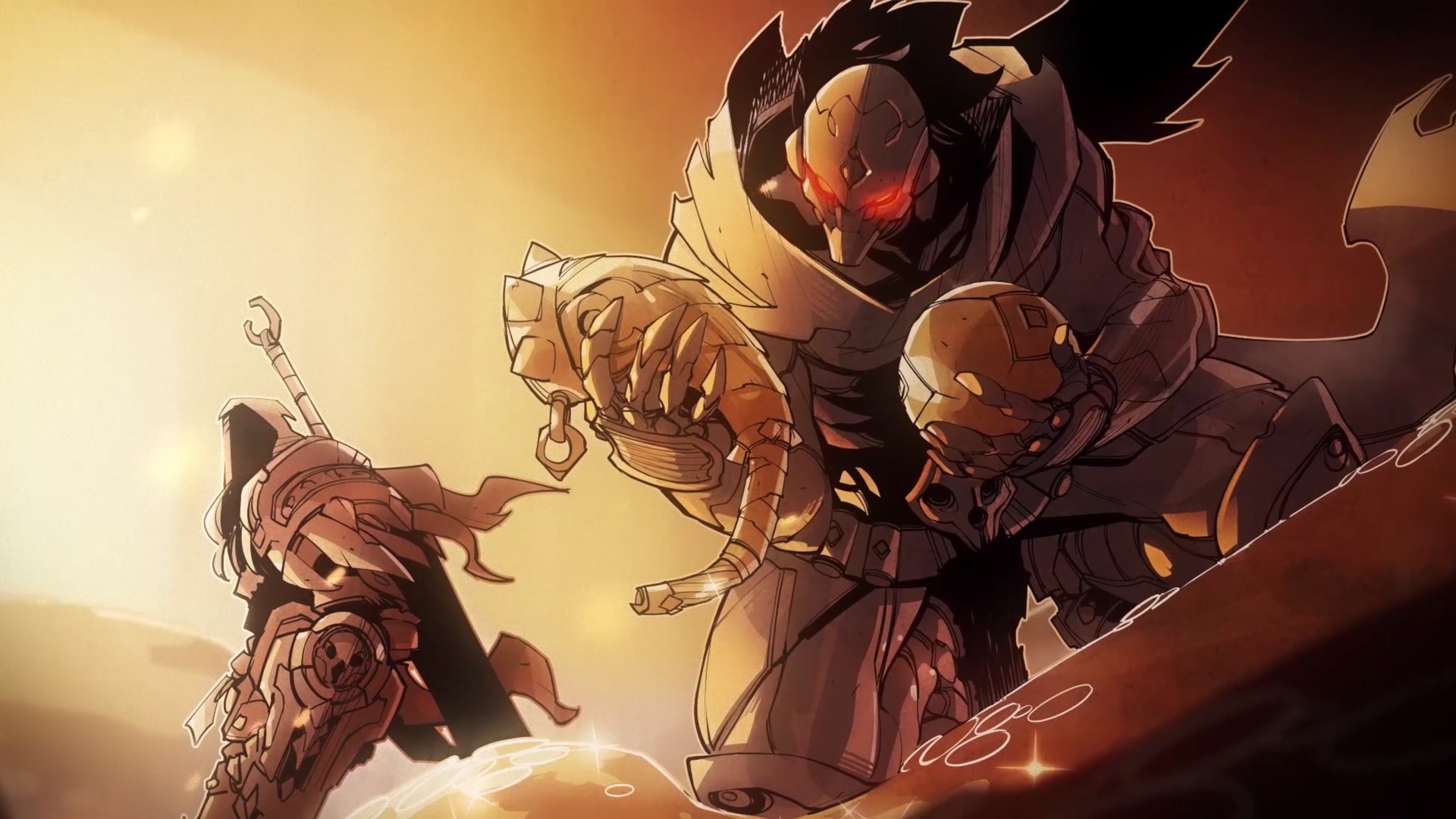 Screenshot 2: 暗黑血統:創世紀