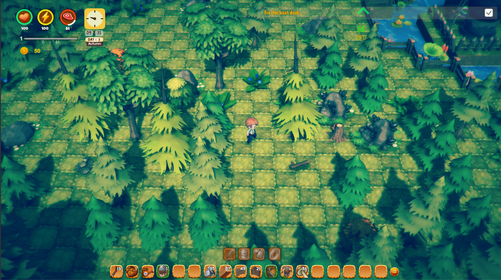 Screenshot 2: Windy Kingdom