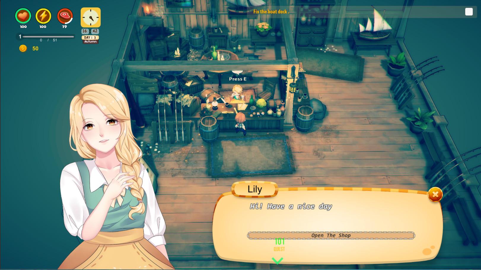 Screenshot 4: Windy Kingdom