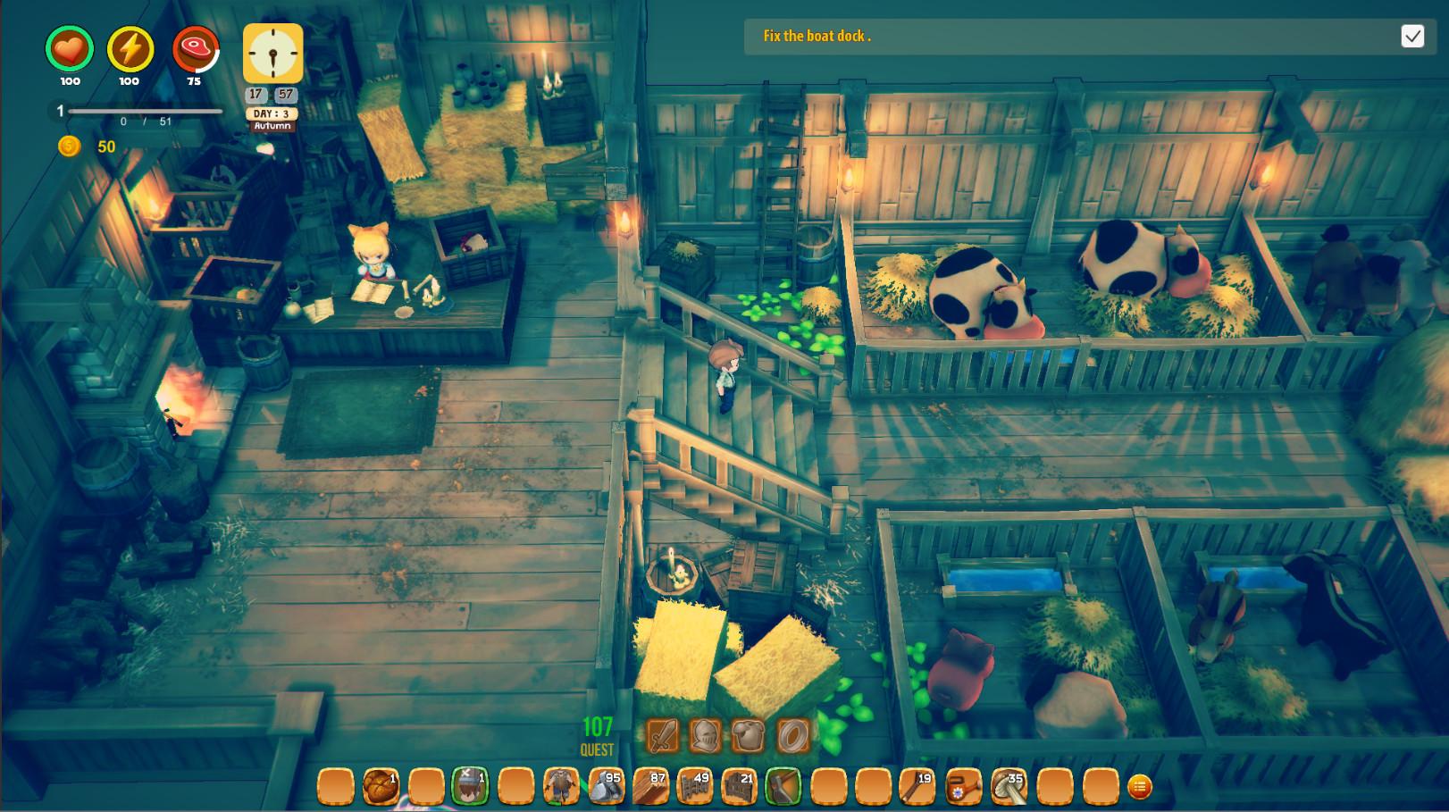 Screenshot 1: Windy Kingdom