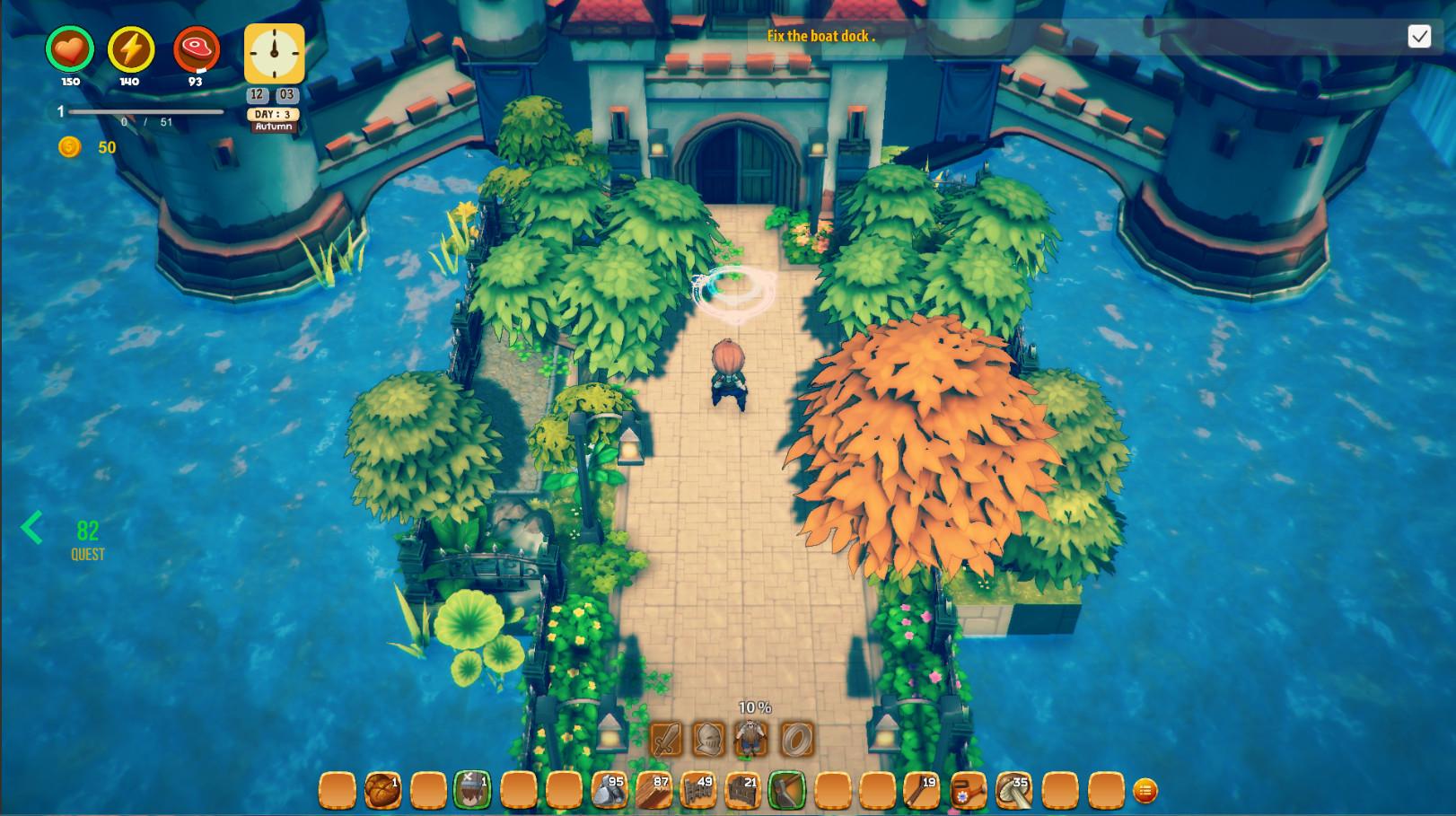 Screenshot 3: Windy Kingdom