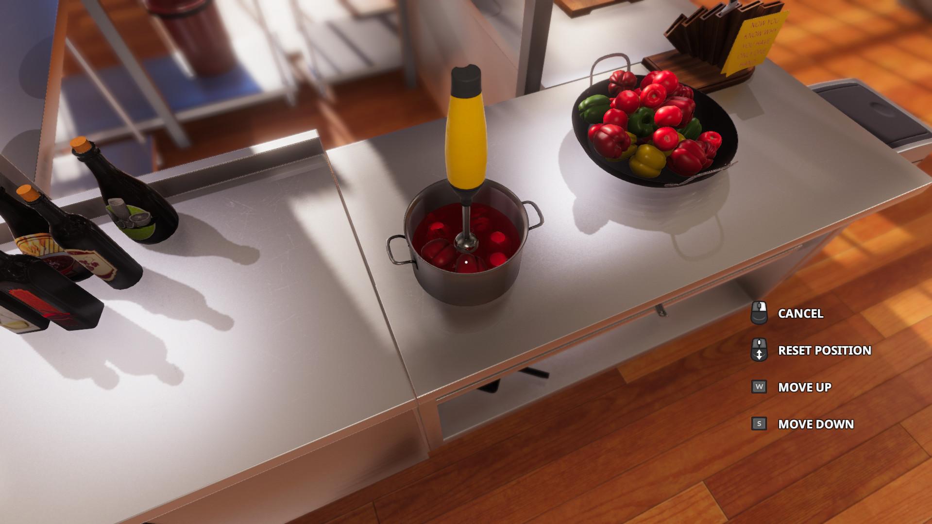 Screenshot 4: 廚房模擬器