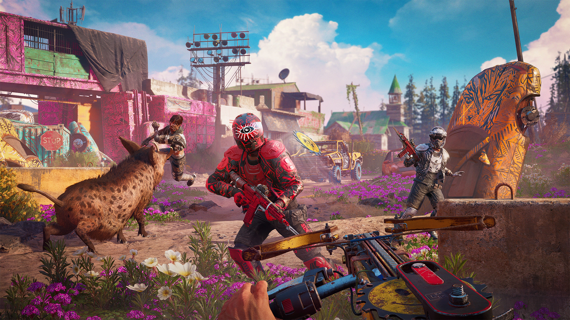 Screenshot 2: Far Cry:New Dawn