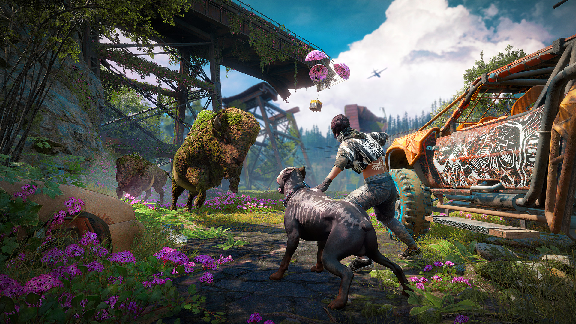 Screenshot 3: Far Cry:New Dawn
