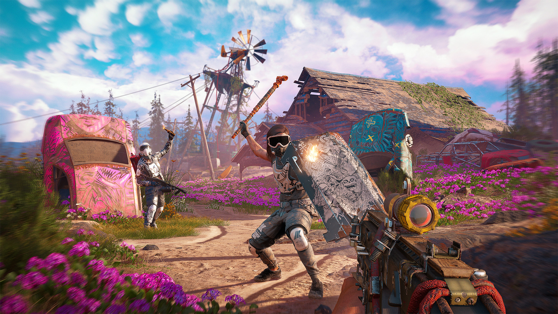 Screenshot 1: Far Cry:New Dawn