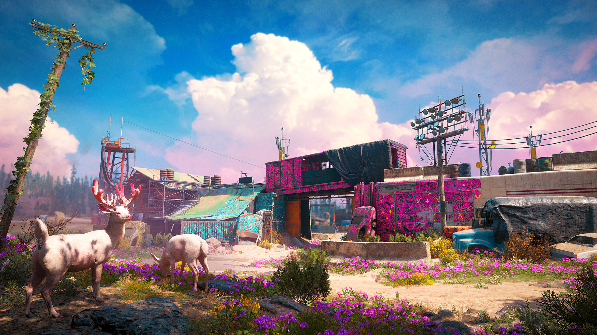 Screenshot 4: Far Cry:New Dawn