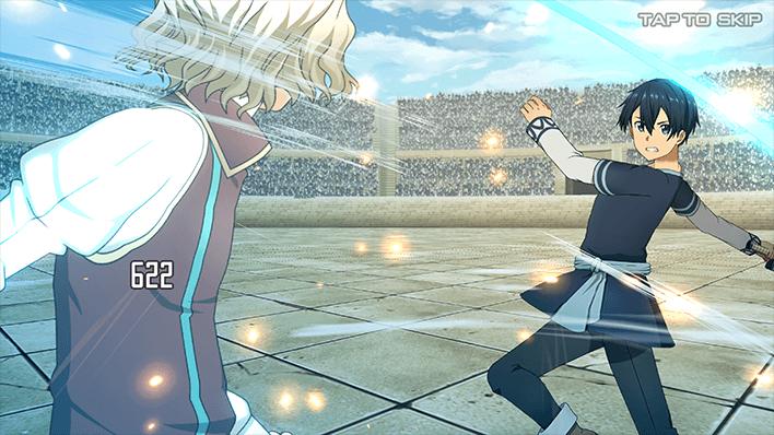 Screenshot 1: 刀劍神域 Alicization Rising Steel