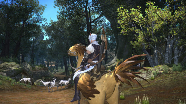 Screenshot 3: FINAL FANTASY XIV Online