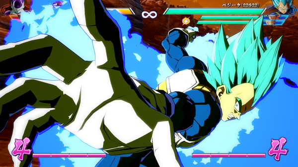 Screenshot 3: DRAGON BALL FighterZ