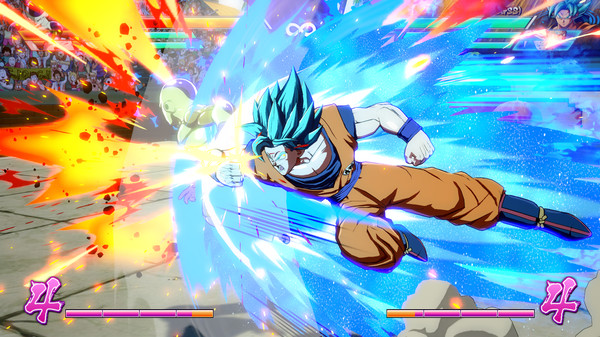Screenshot 2: DRAGON BALL FighterZ