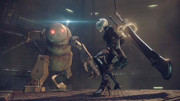 Screenshot 4: NieR: Automata