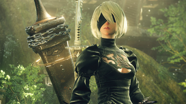 Screenshot 2: NieR: Automata