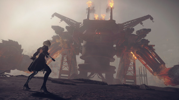 Screenshot 3: NieR: Automata