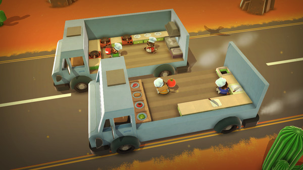 Screenshot 3: Overcooked